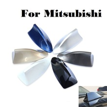 New Car Shark Fin Roof Decorate Antenna Auto Aerial for Mitsubishi Galant i i-MiEV Lancer Lancer Cargo Evolution Ralliart Minica