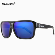 Young Guys Polarized Sunglasses Sport Brand Men Glasses Steampunk Goggles Impact-resistant Sunglass Women KDEAM CE