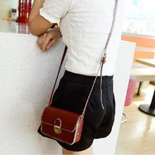 1PC Fashion Black Ladies Small Handbag Change Purse Wallet Phone Bag New