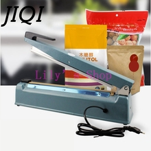 Hand pressure heat sealing machine household goods plastic film food packaging machine aluminum foil coffee bags Sealer Packer(China)
