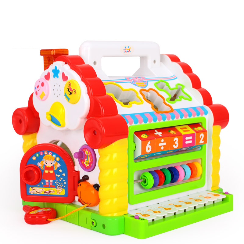 New Arrival Super Doll House Multifunction Combination  Math toy &amp; Music Instrument Toys and Baby Educational Toys<br><br>Aliexpress