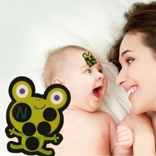 1 PCS Baby Cartoon Thermometer  Forehead LCD Thermometer High-Precision LCD Forehead Thermometer Baby Healthy Thermometer