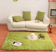 Hot Sale Long Plush Shaggy Soft Carpet Area Rug Slip Resistant Door Floor Mat For Bedroom LivingRoom 13 Dimensions Free Ship(China)