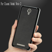 Original Gu Jiang Brand Top Quality Luxury Battery replacement Back Case Cover For Xiaomi Redmi Note 2  Mobile Phone Shell
