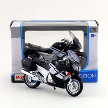 Free Shipping/Maisto Toy/Diecast Metal Motorcycle Model/1:18 Scale/2006 YAMAHA FJR 1300/Educational Collection/Gift for Kid(China)