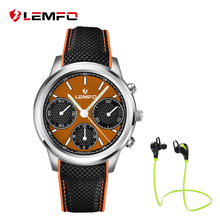 LEMFO LEM5 Android 5.1 Smart Watch Phone 1GB / 8GB Heart Rate Monitor Pedometer Google Map Smartwatch Bluetooth for IOS Android