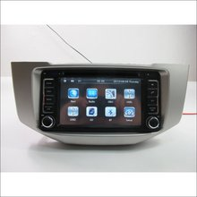 For LEXUS RX 350 AL10 2005~2013 - Radio CD DVD Player & GPS Nav Navi Navigation System / Double Din Car Audio Installation Set(China)