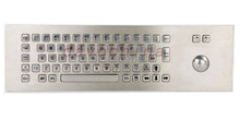 Metal Kiosk Keyboard Industrial keypad custom keyboard(China)