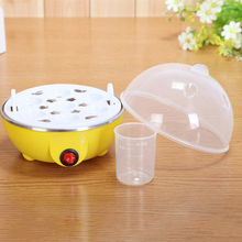 Multi-function Electric Egg Cooker for up to 7 Eggs Boiler Steamer Cooking Tools Kitchen Utensils SuitabLE at Home Ramdom T25
