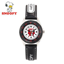 2017 Snoopy Kids Watch Children Watch Casual Fashion Cute Cool Quartz Wristwatches Boys Water Resistant Clock