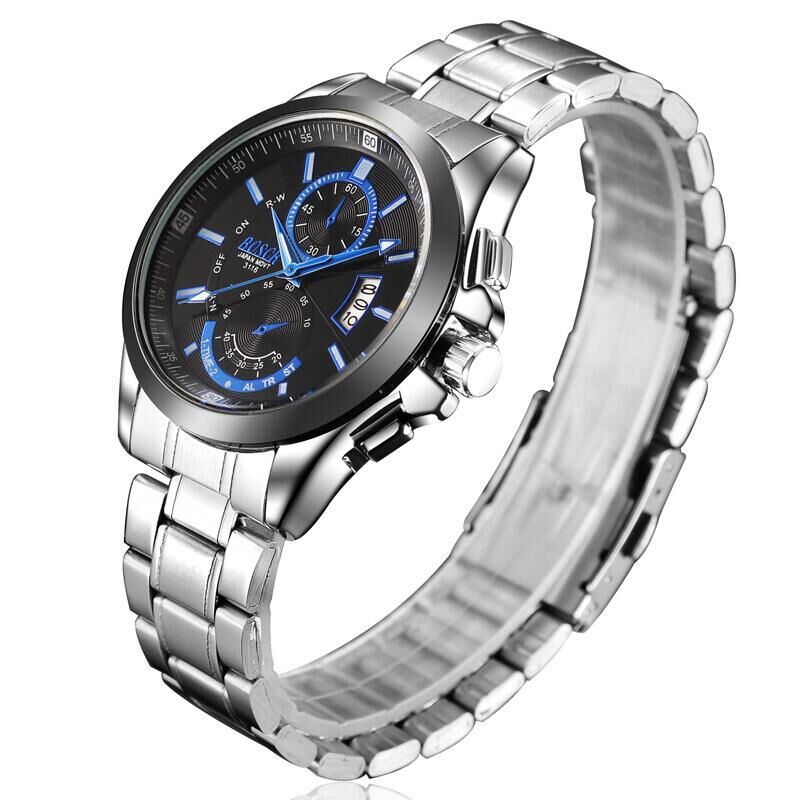 Model BO-3116 new fashion mens waterproof casual luxury brand watches, high-end dual calendar male form, mans gift<br><br>Aliexpress