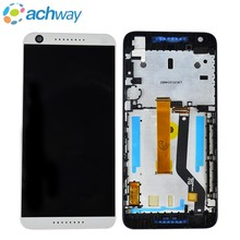 For HTC Desire 626 626G LCD Display Touch Screen Digitizer Assembly With Frame 1280X720 Replacement For HTC 626G LCD Display