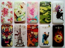 New Arrival Back Cover Case For Samsung Galaxy Grand Duos i9082 9082 I9060 9060 Hard PC Plastic Back Case Many Patterns Choose(China)