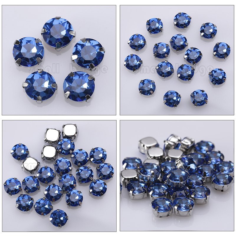 Glass Stone For Clothing (16)