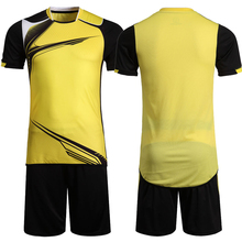 Top quality DIY Soccer Jerseys Kit Men Soccer Team Uniform Survetement Football 2017 Blank Training Suit Soccer Jersey Tracksuit
