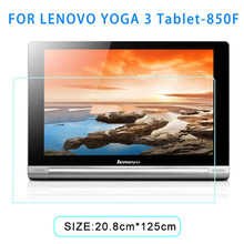 "9H Premium Tempered Glass Screen Protector Lenovo YOGA TAB 3 YT3-850M 8.0""Tablet Guard Protection film Yoga tab 3-850M"