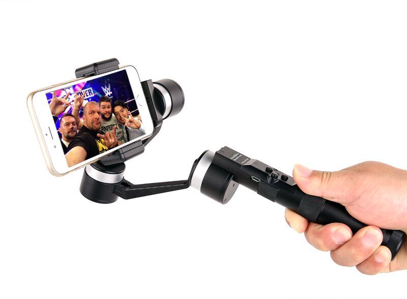 Стабилизатор видеосъемки своими руками