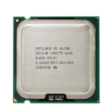 Intel Q6700 Core 2 Quad Processor 2.66GHz 8MB Quad-Core FSB 1066 Desktop LGA 775 CPU(China)