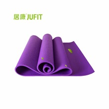 JUFIT 6MM PVC Yoga Mats For Fitness Gym Exercise Sports Mats Environmental Tasteless Pad For Beginner