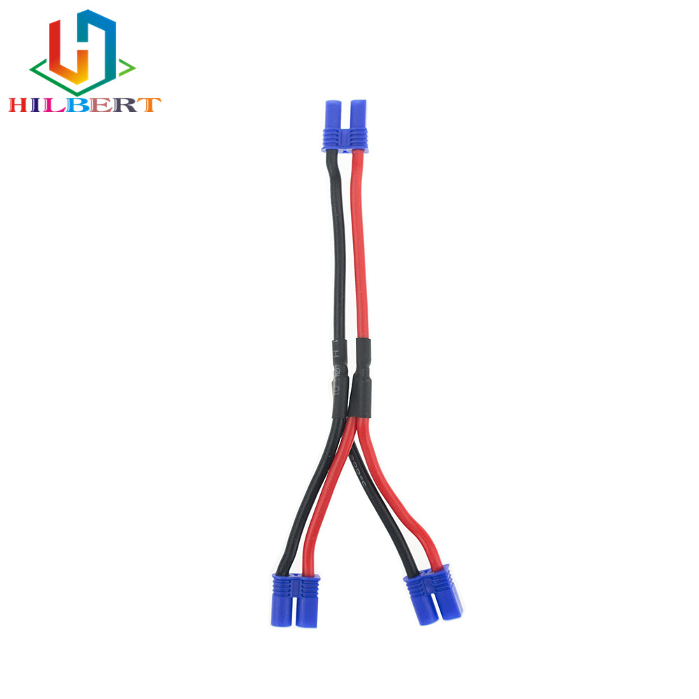 No Wire Adapter Connector EC2 to JST For Hubsan X4 H501S H501C RC DIY