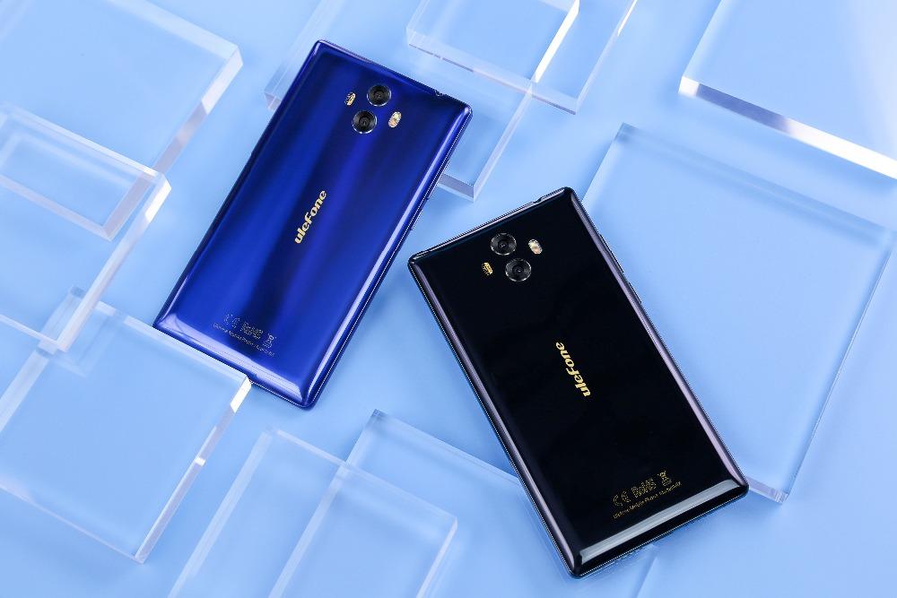 Ulefone MIX 13MP Dual Camera Mobile Phone 5.5 inch MTK6750T Octa Core Android 7.0 4GB 64GB Fingerprint 4G Smartphone