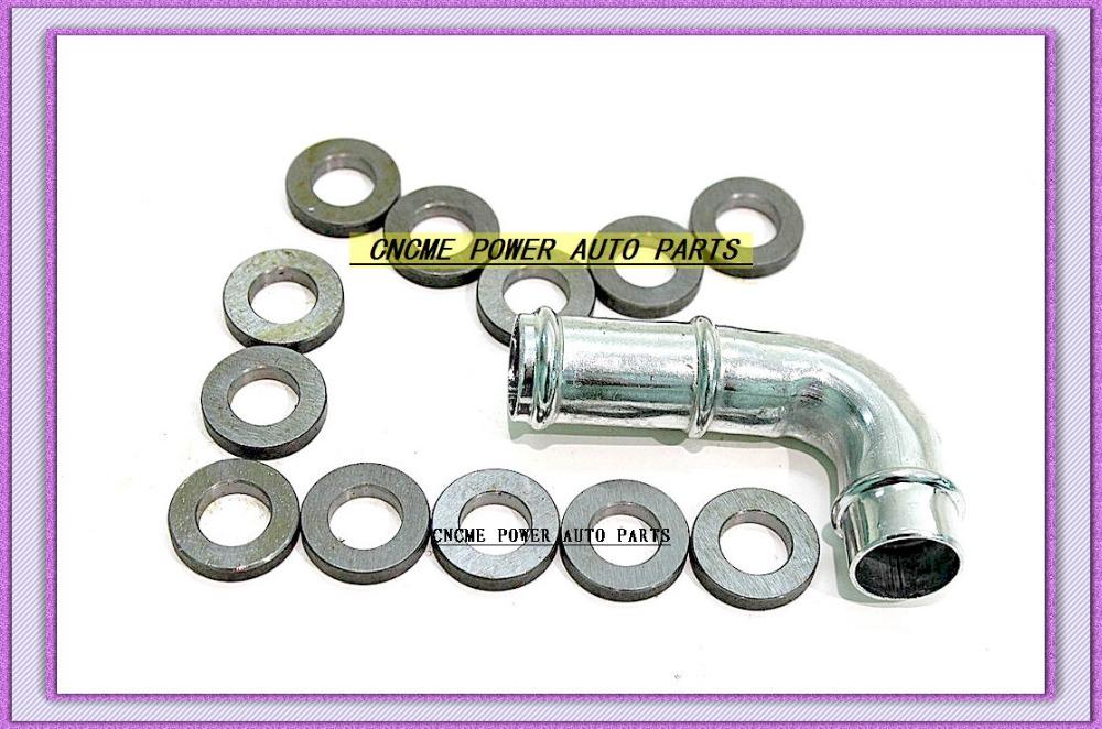AXD AXE BLJ BNZ BPC BAC BPE BPD Bare Cylinder Head For VW Crafter Transporter Touareg Multivan Van 2.5L L5 070103063D 908 712 (7)