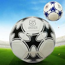 outdoors training football soccer Anti-slip Granules Soccer Ball High Quality Soccer Ball For Younger Teenager Game Training(China)