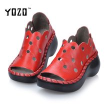 Women Shoes Fashion Luxury Genuine Leather Slip On Peep Toe Casual Shoes 6 Colors Breathable Brand Shoes Zapatos Mujer