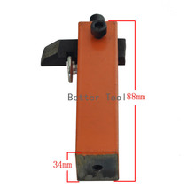 tracer point holder square for Horizontal Key Cutter Machine  Horizontal  Key Machine Parts Locksmith Tools p133