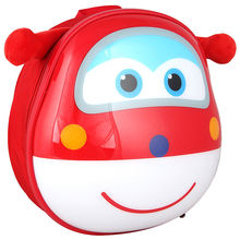 Super Wings 3D Lovely Action Figures School Backpack Toys & Hobbies Baby Kindergarten Study Stationary Anime Series Movie & TV