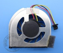Cpu cooling fan for HP MINI 1000 1017 1019 1010 1311 1001 2140 2133 fan, NEW original 1017 1019 1010 laptop cooling fan cooler(China)
