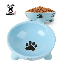 New Dog Pet Cat Bowl Fashion Design Feeding Water Food Puppy Feeder Waterers Bebedores Para Cachorro For Small Puppy Dogs