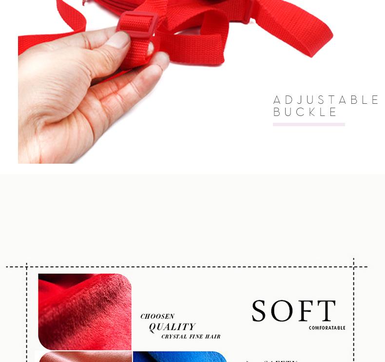 Cute Kids Messenger Bag Little Boys Girls Sling Bag Christmas Gift Satchel (12)