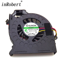Laptop Cooling Fan MF60120V1-C180-S9A For HP Pavilion DV6 DV6-6000 DV6-6050 DV6-6090 DV6-6100 DV7 DV7-6000 MF60120V1-C181-S9A(China)
