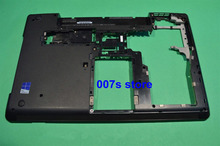 New Laptop Palmrest Bottom Base Cover Bracket Hinges For Lenovo ThinkPad E530 E530C E535 E545 AP0NV000300 04W4110 Case Shell