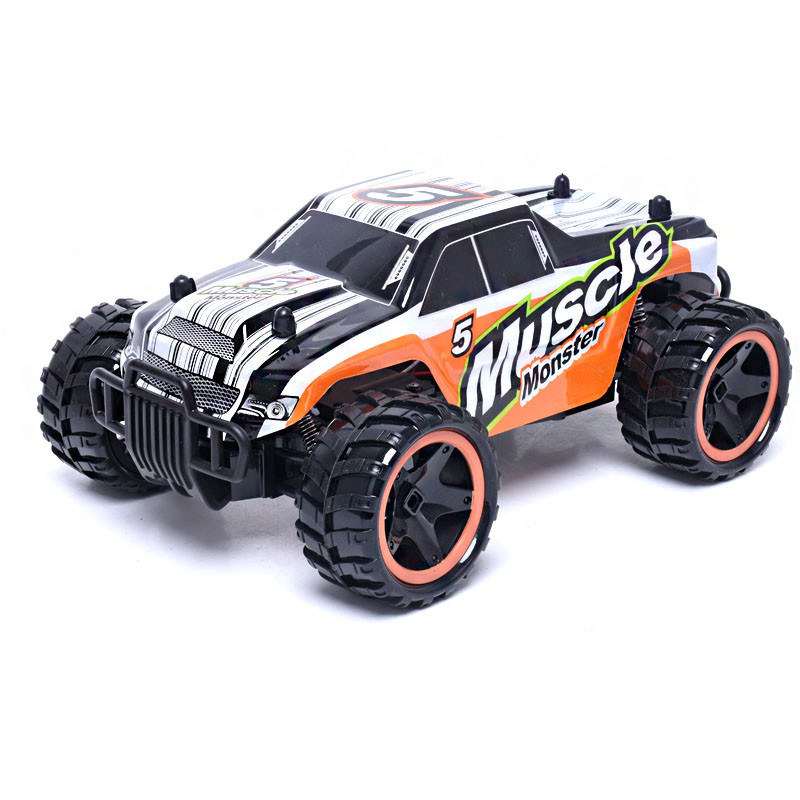 High Quality 83599 2.4G High Speed Monster Truck Remote Control Car  Toy Boy Children Gifts Wholesale Free Shipping<br>
