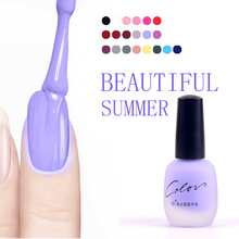 BK Brand Matte Nail Polish Frosted Surface Oil Dull Nail Lacquer Pure Matt Sweet Colors Enamel Paint 15ml(China)