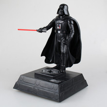 30cm Star Wars Darth Vader Anakin Skywalker Movie Action Figure PVC Model Toy Doll Emitting Sound Piggy Bank Save Money Coin