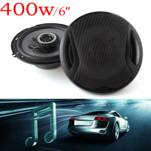 "4ohm 6"" 160mm 400W Auto Car Coaxial Loud Speaker Vehicle Door SubWoofer Audio Music Stereo Loudspeaker 2 Way"