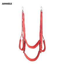 Buy Sex Furniture Sex Swing Chairs Funny Hanging Pleasure Love Swing Couples BDSM Bondage Restraints Adult Sex Toys Women