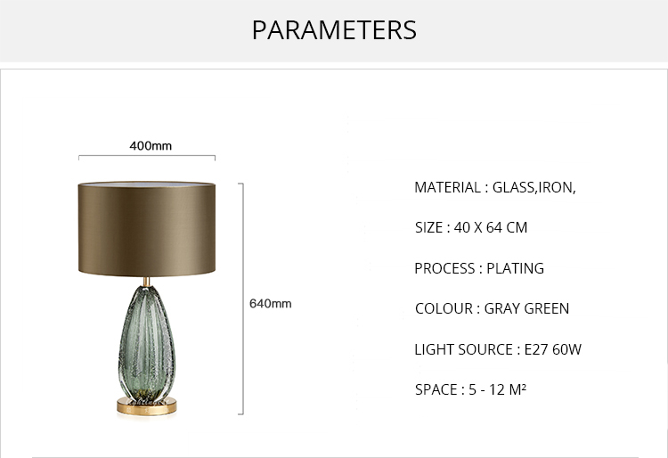 Ditoon Modern Led Table Lamp (5)