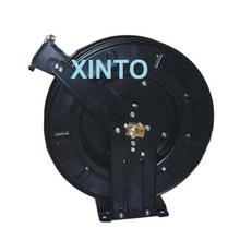 Automotive high pressure water hose reel, Automatic retractable reel