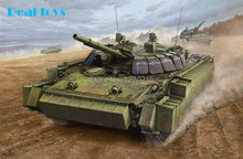 Trumpeter 00365 1/35 Russian BMP-3 IFV With Uparmored plastic model kit
