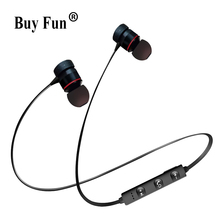 TWS In-ear Bluetooth Earbuds Wireless Earphone Sport Music Headset For Apple iPhone Samsung Xiaomi Android Magnetic Head phone(China)