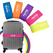 1pcs 200*5cm Nylon Travel Luggage Tent Bind Strap Luggage Belt Packing Belt, Travel Accessories T7003