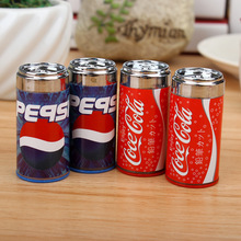 1 Pc Cola Pencil Sharpener Stationary Office School Supplies Stationery Korean Material Escolar