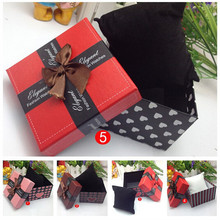 High Quality Durable Present Gift Box Case For Bracelet Bangle Jewelry Watch Box