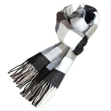 Women Men Winter Brand Designer Triangle Scarf Women Shawl Cashmere Autumn Plaid Wool Scarves Blanket Wholesale Drop shipping