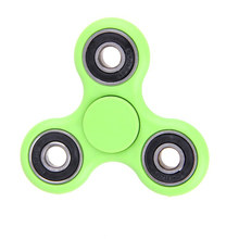 Hand Spinner Tri Fidget Spinner steel Ball EDC Desk Focus Toy Rotation Time Long Anti Stress Toys for Autism and ADHD