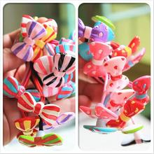 New Arrival styling tools Multi-style Bow Hair ring accessories make you Beautiful used by women young girl and children
